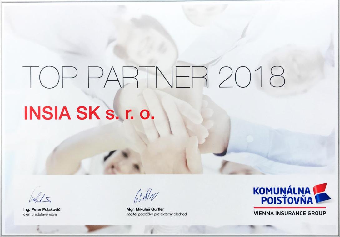 KPAS TOP P 2018